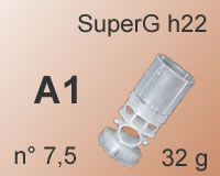 Cal 12 - A1 - 32g - SuperG