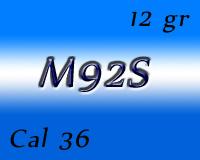 Cal 36_M92S_12g_minibior